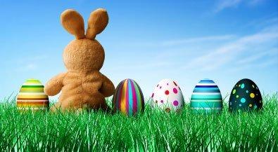 weekendophold i påsken