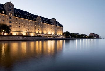 Admiral Hotel København - romantisk hotel i København