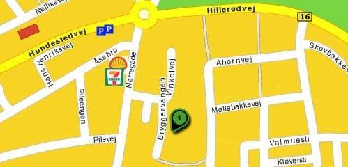 Massage Frederiksværk - Massage nær Frederiksssund