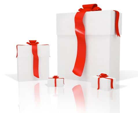 Vallentines gave - en romantisk gave