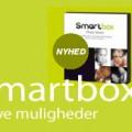 Smartbox gavekort - nye Smartboxes giver nye muligheder