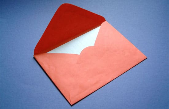 Valentinsdag Reminder - få en mail når vio nærmer os Valentine