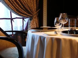 Romantisk-middag
