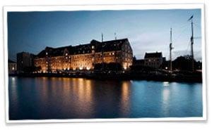 Copenhagen Admiral Hotel - Romantisk Weekendophold i København