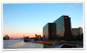 Mariott Copenhagen er et femstjernet hotel