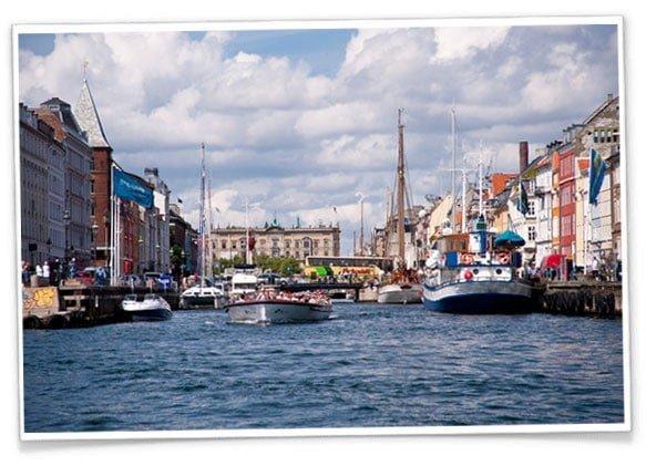 Romantisk weekendophold i København