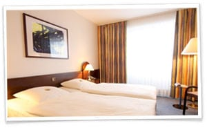 Weekendophold på Arcadia Hotel i Flensburg