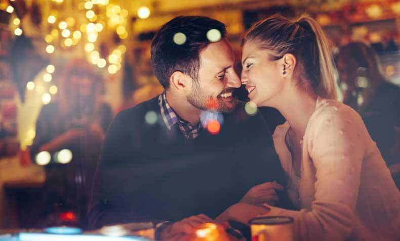 De mest 10 romantiske restauranter i København