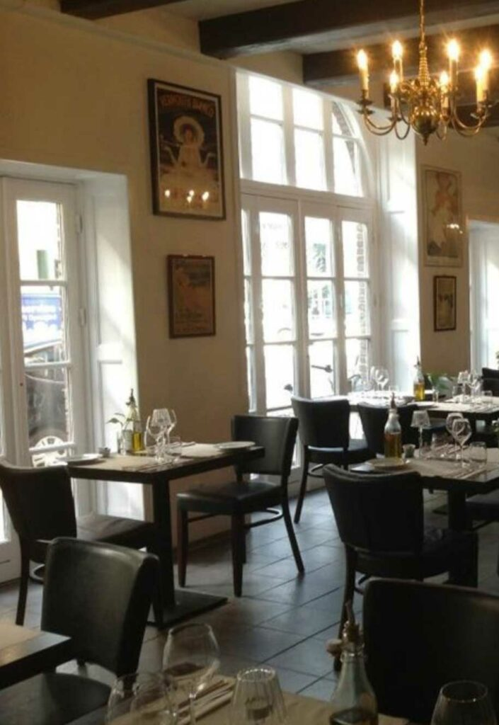 Restaurant Chez Bruno i København