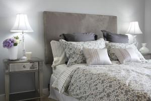 Romantisk sengetæppe til hende