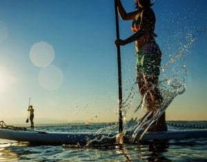 Sup Surfing oplevelse for 2