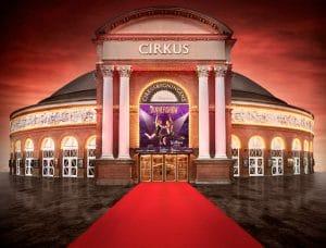 Wallmans Dinnershow i Cirkusbygningen