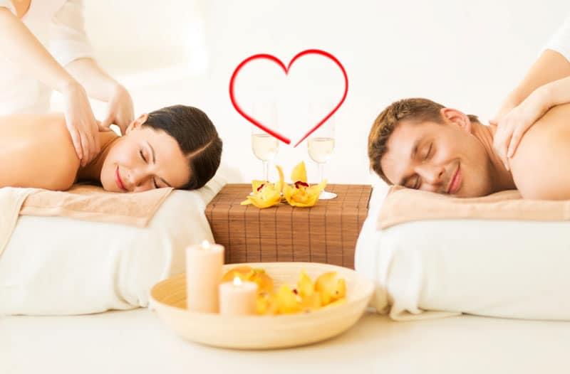 Wellnessophold for dig og din søde kæreste
