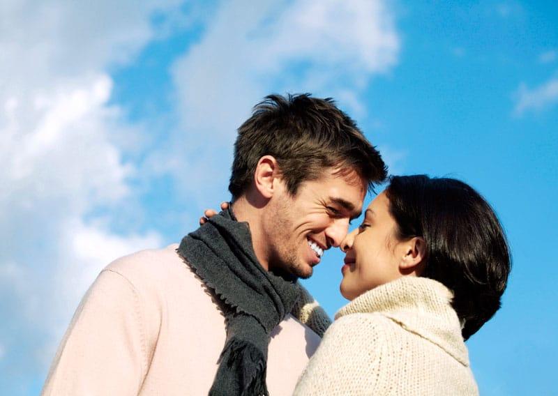 Kærestepar på oplevelser i Århus