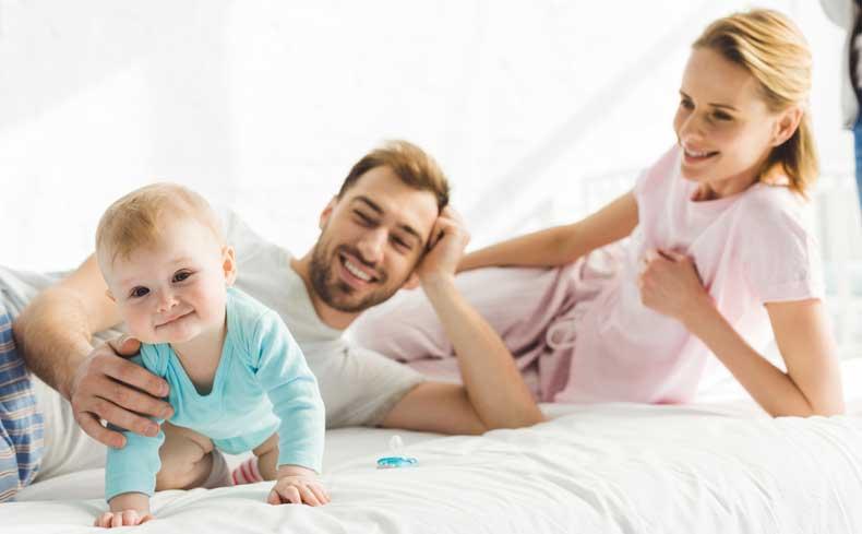 Om at blive forældre