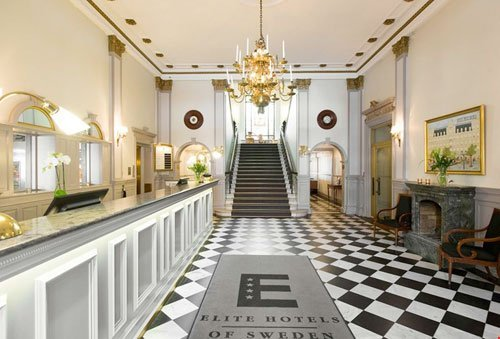 Elite Hotel Mollberg i Helsingborg i Sverige