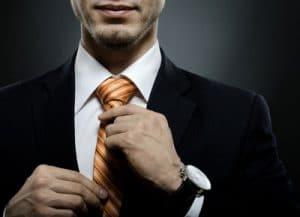 En anden klassisk gave til manden der ikke ønsker sig noget er et slips