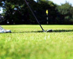 Golf som gave