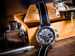 En klassisk gave til manden er et flot armbåndsur