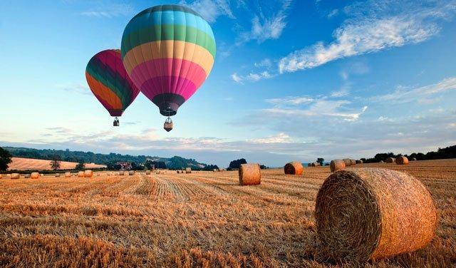 Ballonflyvning i Danmark