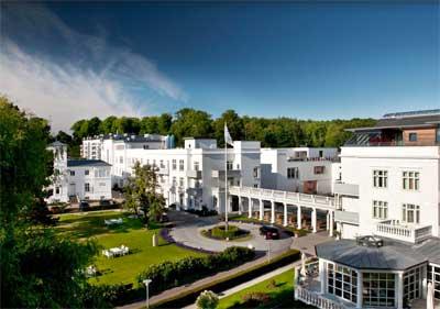 Kurhotel Skodsborg er en perle lidt nord for København