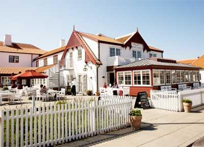 Ruths Hotel i Skagen er en sand klassiker