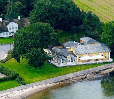 Ballebro Færgekro i Jyllland er skønt