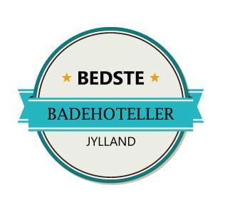 Bedste badehoteller i Jylland