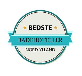Her er de bedste badehoteller i Nordjylland