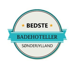 Her er de bedste badehoteller i Sønderjylland