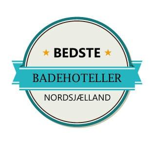 Så er de fundet - De bedste badehoteller i Nordsjælland