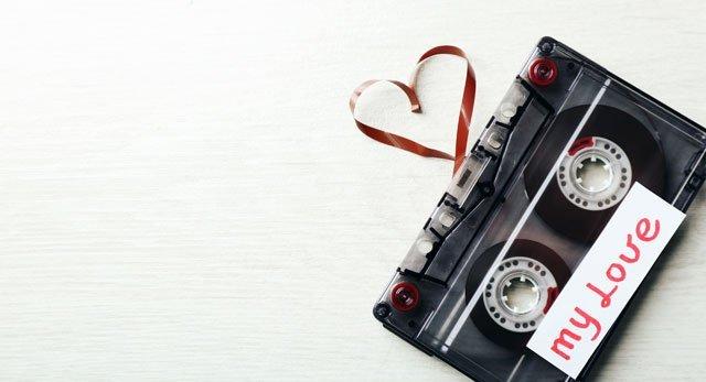 De mest romantiske sange