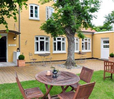 Hjorths Badehotel er en attraktion i Skagen og Nordjylland
