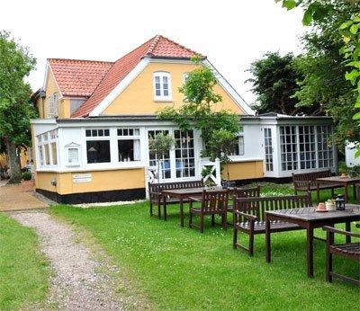 Hjorths Badehotel ved Skagen, Vesterhavet i Nordjylland