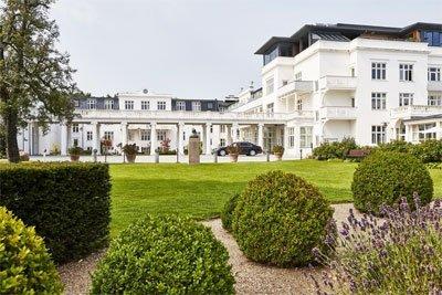 Kurhotel Skodsborg er Nordsjællands perle