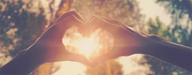 Når kærligheden blomstrer