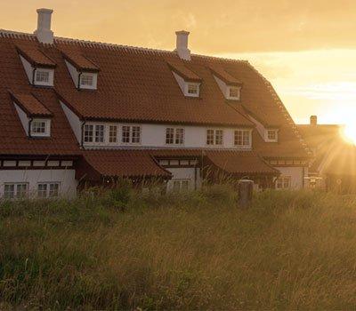 Et ophold på Ruths Hotel er også et besøg værd i Skagen