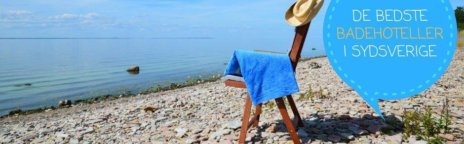 Smukke badehoteller i Sydsverige - Det bedste fra vores naboland
