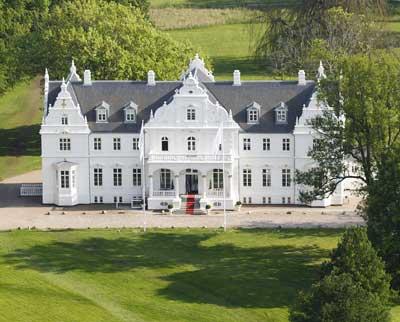 Et ophold på Kokkedal Slot er som at rejse tilbage i tiden