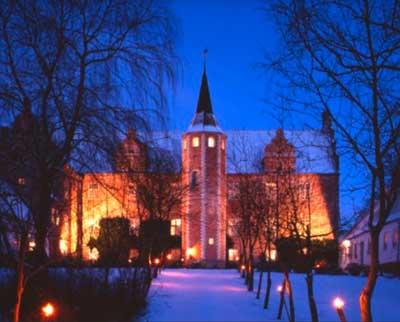 Et romantisk slotsophold på Harridslevgaard Slot