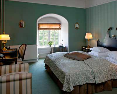 Dragsholm Slot har romantiske værelser for 2