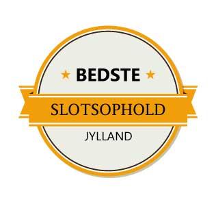 Disse slotshoteller er nomineret til at være de bedste i Jylland