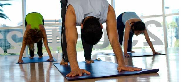Yoga på første date