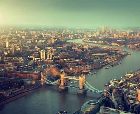 Guide til London - Hoteller, Seværdigheder og Restauranter