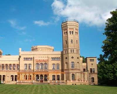 Schloss Neetzow, nordtyskland