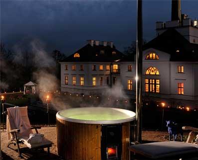 Schlosshotel Burg Schlitz, nordtyskland