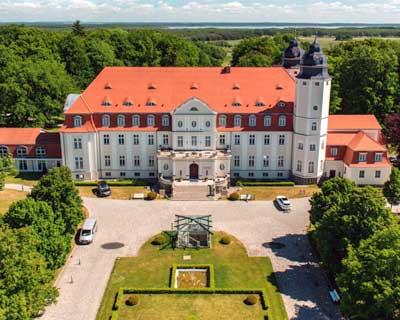 Schlosshotel Fleesensee, nordtyskland