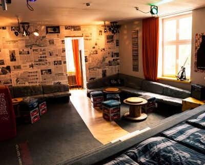 Superbude Hotel St Pauli, Hamburg