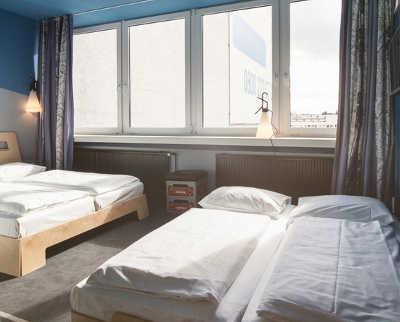 Superbude Hotel Und Hostel St Georg, Hamburg