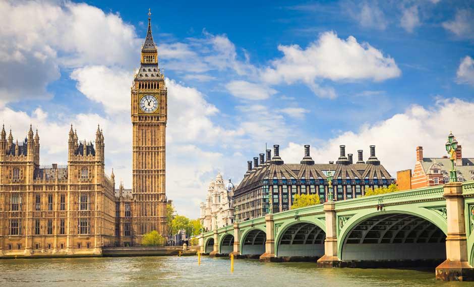 Seværdigheder på jeres weekendophold i London